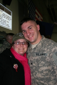 Josh Home from Iraq 093